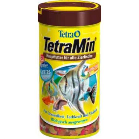TetraMin 250 мл ТетраМин Корм для здоровой жизни всех видов тропических рыб